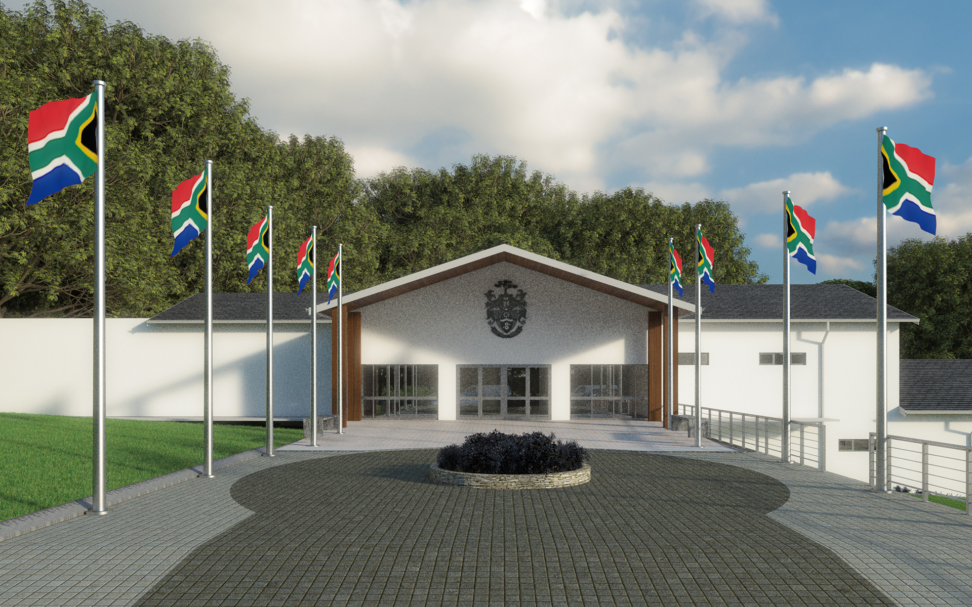 Mandeni – Civic Centre Extension