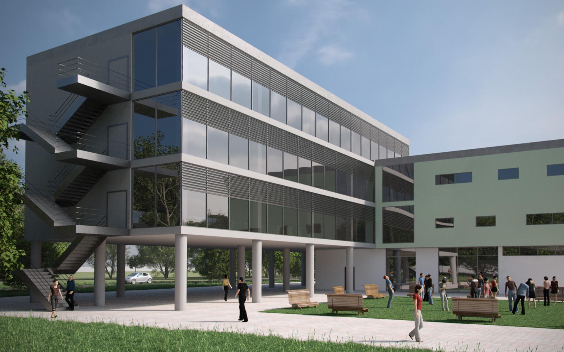 VUT New Teacher Education Building