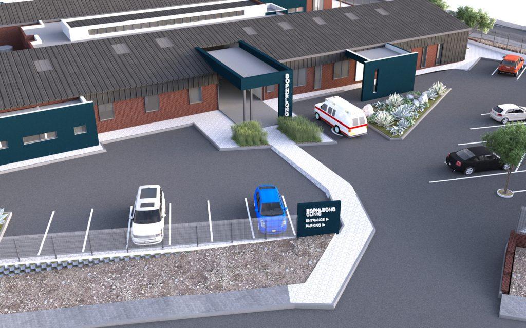 Bophelong Clinic by Delta BEC