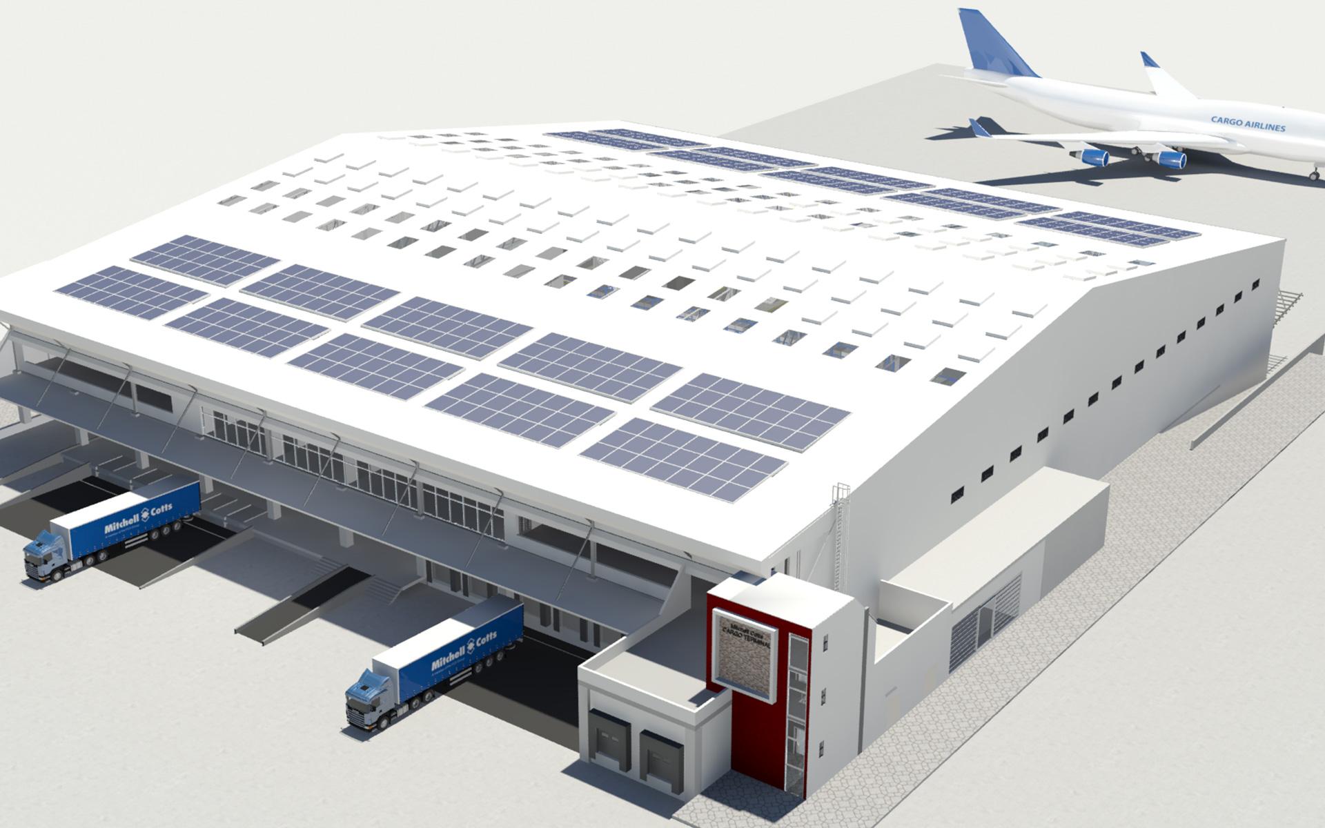 Mitchell Cotts Cargo Terminal Kenya