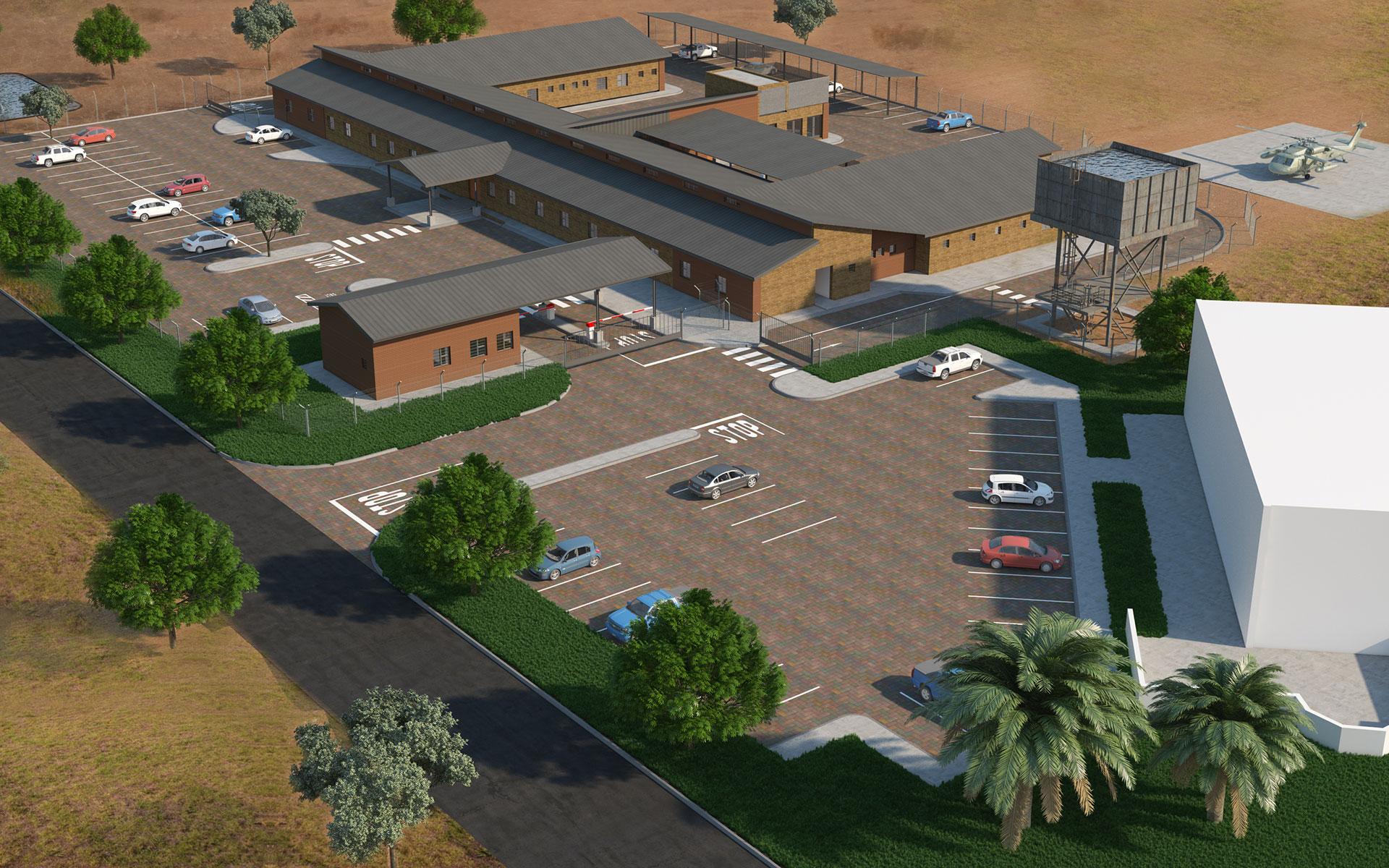 Saldanha Bay Facilities by Delta BEC